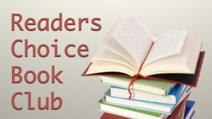 Readers Choice Book Club (RRPL) @ Rural Retreat Public Library