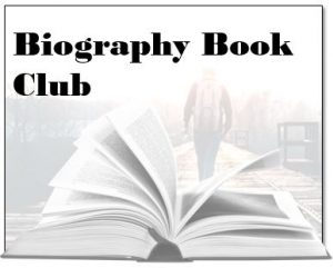 Biography Book Club @ Wythe County Public Library