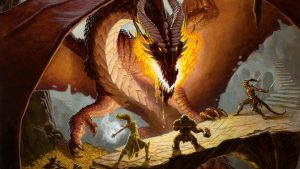 Dungeons & Dragons & Teens @ Wythe County Public Library
