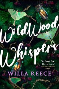Author Talk with Willa Reece